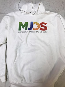 White MJDS Sweatshirt
